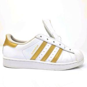 Adidas  Superstar Original Gold Classic size 6 Men